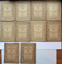LOT of 10, 1928 to 1932 INNEN - DEKORATION PERIODICALS, MID CENTURY ARCHITECTURE