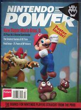 2012 Nintendo Power Magazine Volume #285 December Super Mario Bros. LAST Issue
