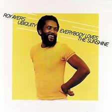 ROY AYERS Everybody Loves Sunshine POLYDOR RECORDS Sealed Vinyl Record LP