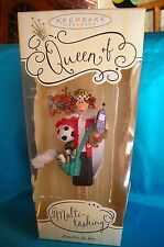 Hallmark Ornament 2004 Queen of Multi-tasking-New In Box
