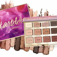 Tarte Tartelette in Bloom Clay Palette 12 color Eye Shadow High Performance US