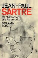 Jean-Paul Sartre: The Philosopher as a Literary Critic (Paperback or Softback)