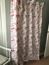 (ATH319) SHABBY CHIC IKEA COUNTRY COTTAGE FLORAL QUALITY CURTAINS