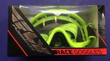 Fly Racing Adult Focus Goggle Hi-Vis/Clear Lens
