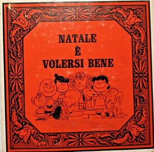 Disegni Umoristici - Charles M. Schulz - Natale è volersi bene - ed. 1965