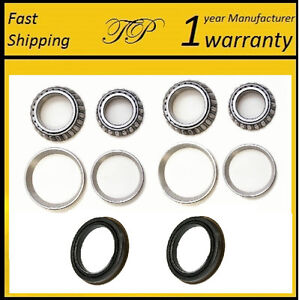 1977-1983 JEEP WAGONEER 4WD Inner & Outer Front Wheel Bearing & Seal Kit