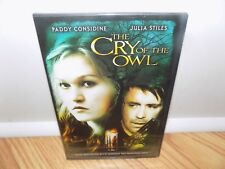 Cry of the Owl (DVD, 2010) Julia Stiles BRAND NEW SEALED!