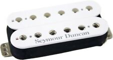 Seymour Duncan TB-5 Duncan Custom Trembucker F-Spaced PAF Bridge Pickup, White
