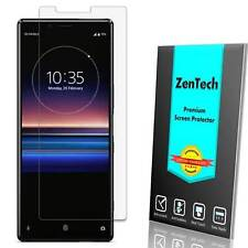 ZenTech Clear FULL COVER Screen Protector Shield Guard For Sony Xperia 1