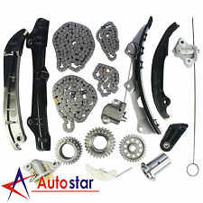 Timing Chain Kit For 2011-2015 Chrysler Dodge Jeep 3.6L V6 Pentastar 3.6 Engine