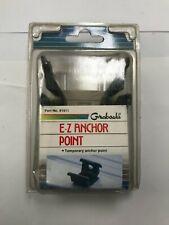 Groboski 91511 E-Z Temporary Anchor Point Set Fits Most Pickup Truck Stake Hole