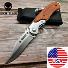 ASSISTED POCKET Folding Blade KNIFE Tactical Survival Rescue Outdoor Camping EDC