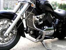VN800 KAWASAKI VN800 VULCAN, Carreras 95-06 inoxidable rejilla del radiador