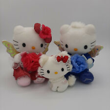 Hello Kitty, Dear Daniel & little kitty plushes bundle [OFFICIAL JAPAN IMPORTED]