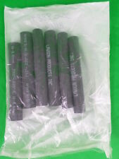Lot of 6 Lawson Products 86503 Black Heat Shrink Tubing