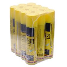 12 x 300ml  Gas CLIPPER Universal Gas Lighter Refill Gas Fuel Butane Bottles