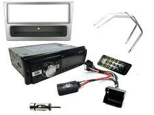 VAUXHALL MERIVA 05-10 Car Stereo Head Unit Radio + Steering Controls + Bluetooth