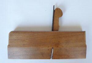 Antique Wooden Side Rebate Plane