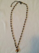 Silpada Copper Freshwater Pearl Necklace