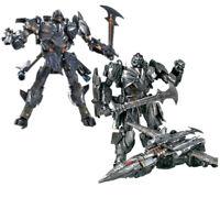 Black Transformation Toys Robot Megatron Plastic Car MW-002T Action Figure