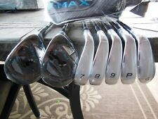 2019 Cobra F-MAX Superlite Combo Set Women's 5-6H, 7-PW, SW Graphite Shafts NEW!