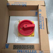 Eaton Moeller P3-100/I5/SVB Main switch Hauptschalter **NEW** 99800549
