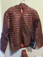 Mens New Arcteryx Cerium SL Hoody Jacket Size XL Color Redox