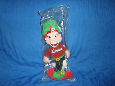 General Mills Lucky Charms Olympic Roots Canada Plush in Bag