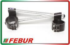 Semimanubri racing Febur BMW S1000RR 09-16 rialzati +2,8cm