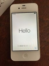 Apple iPhone 4s - 16GB - White - AT&T - original box included (A292)
