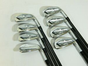 2020 Mizuno JPX 921 Hot Metal Pro Iron set 4-GW irons Project X LZ Blackout 5.5