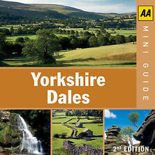 Mini Guide Yorkshire Dales AA Mini Guides by AA Publishing Paperback Book - NEW