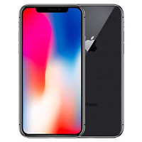 Apple iPhone X - 256GB - Space Gray - GSM Unlocked - Smartphone