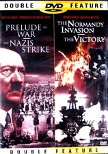 World War II Greatest Battles - Nazis Strike/Normandy Invasion NEW DVD *FreeShip