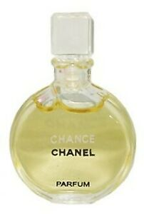 CHANEL CHANCE PURE PARFUM MICRO MINI 1.5ML *RARE VINTAGE ORIGINAL FORMULA*