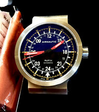 AIRNAUTIC AN-24 Pilot (by OCEAN7) Men's Swiss Automatic Watch, New in Box