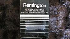 REMINGTON Micro Screen Triple Foil RBL4013 M571 Vintage Retro Boxed / Package