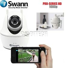 Swann WHD-PTCAM ™ HD-1080p Wireless Pan & Tilt Security Camera (Baby Monitor) *
