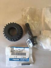 '91 - '05  Miata Timing Belt Pulley, Key and Crank bolt - FREE SHIPPING