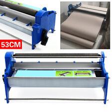 53cm Manual Wallpaper Paste Machine Glueing Coater Cementing Coating Applicator