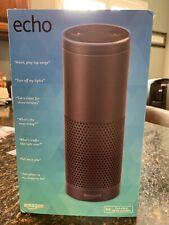 Amazon Echo Plus Alexa-enabled Bluetooth Speaker - Black