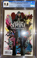 CGC 9.8 DOCTOR STRANGE AND THE SORCERERS SUPREME #1 RODRIGUEZ VARIANT