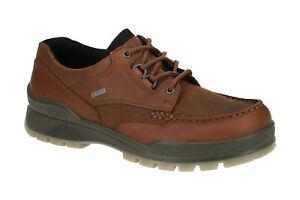 Ecco Schuhe TRACK 25 braun Herrenschuhe Halbschuhe 83171452600 NEU