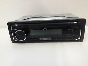 JVC KD-X262 Digital Media Receiver USB Car Radio w/ RDS
