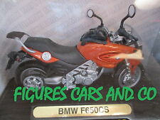 MOTO 1/18 BMW  F 650 CS SCARVER  MOTORMAX
