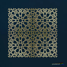 Moroccan Tile   #12 Stencil Template: Large: ST28R