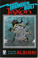 THUNDERBOLT JAXON (2007) Wildstorm / DC Comics TPB