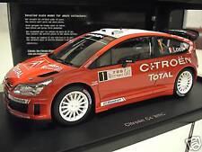 CITROËN C4 WRC 07 LOEB RALLYE MONTE CARLO 1/18 d AUTOart 80738 voiture miniature