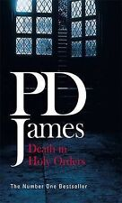 Death in Holy Orders, James, P.D., Good Book