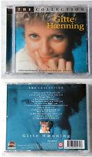 GITTE HAENNING The Collection - Bongo Boy, I Love You Baby,... Rare CD TOP